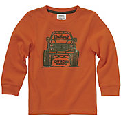 Carhartt Toddler Boys' Monster Truck Long Sleeve T-Shirt