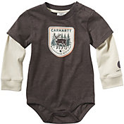Carhartt Infant Boys' Long Sleeve Layered Wilderness Division Bodyshirt