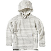 Carhartt Little Girls' Barcode Fleece Hoodie