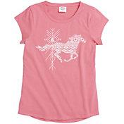 Carhartt Girls' Aztec Horses T-Shirt