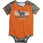 Carhartt Infant Boys' Born to Hunt Onesie