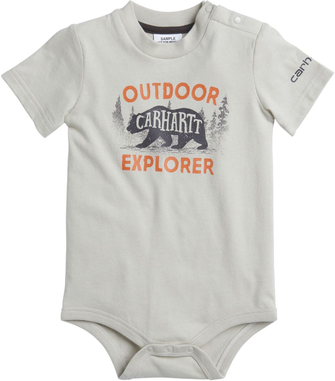 5f387efd6 Carhartt Infant Boys' Outdoor Explorer Onesie | Field & Stream