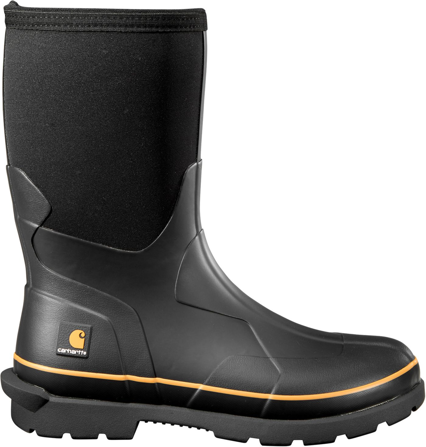 Carhartt Men's 10'' Rubber Boots
