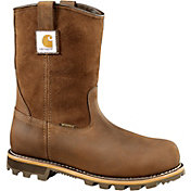 Carhartt Men's Traditional 10'' Pull On Waterproof Soft Toe Work Boots