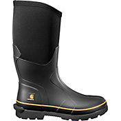 Carhartt Men's 15'' Nano Toe Rubber Boots