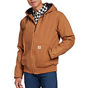 Carhartt Men's Duck Active Jacket (Regular and Big & Tall)