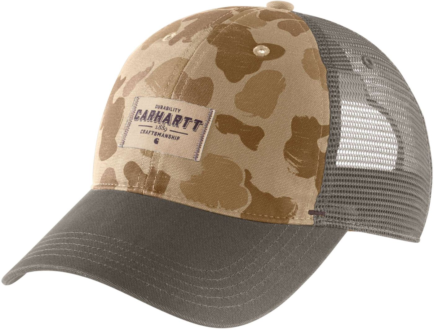 Carhartt Men's Glennville Mesh Back Hat