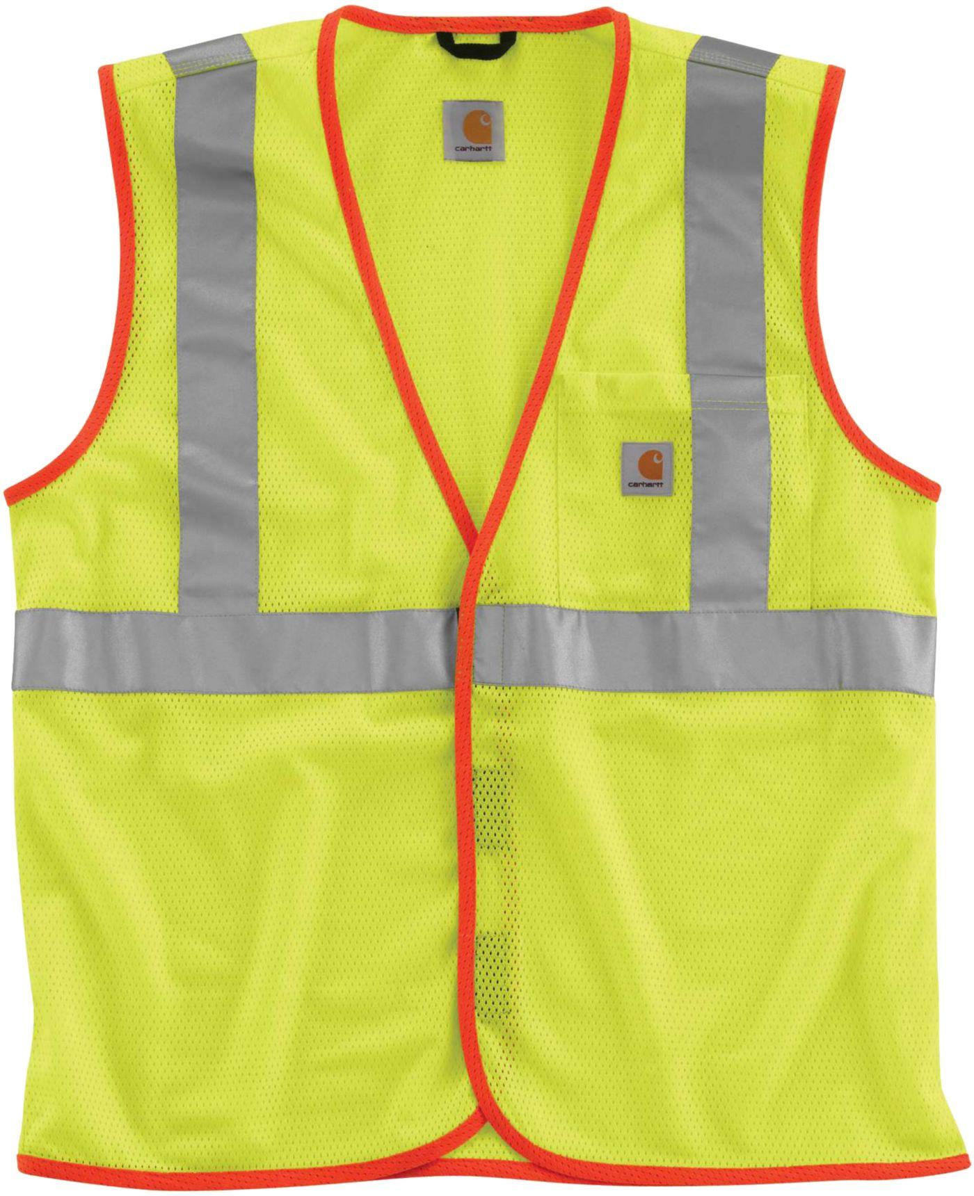 Carhartt Men's High Visibility Class 2 Vest