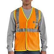 Carhartt Men's High Visibility Class 2 Vest (Regular and Big & Tall)