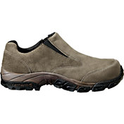 Carhartt Men's Lightweight Suede Slip-On Carbon Nano Toe Work Shoes
