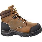 Carhartt Men's Rugged Flex 6'' Waterproof MetGuard Composite Toe Work Boots