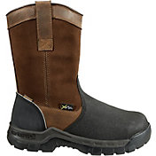 Carhartt Men's 11'' Wellington Waterproof MetGuard Composite Toe Work Boots