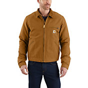 Carhartt Men's Washed Duck Detroit Jacket