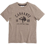 Carhartt Toddler Boys' Life on the Trail T-Shirt