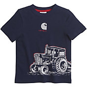 Carhartt Toddler Boys' Tractor Wrap T-Shirt