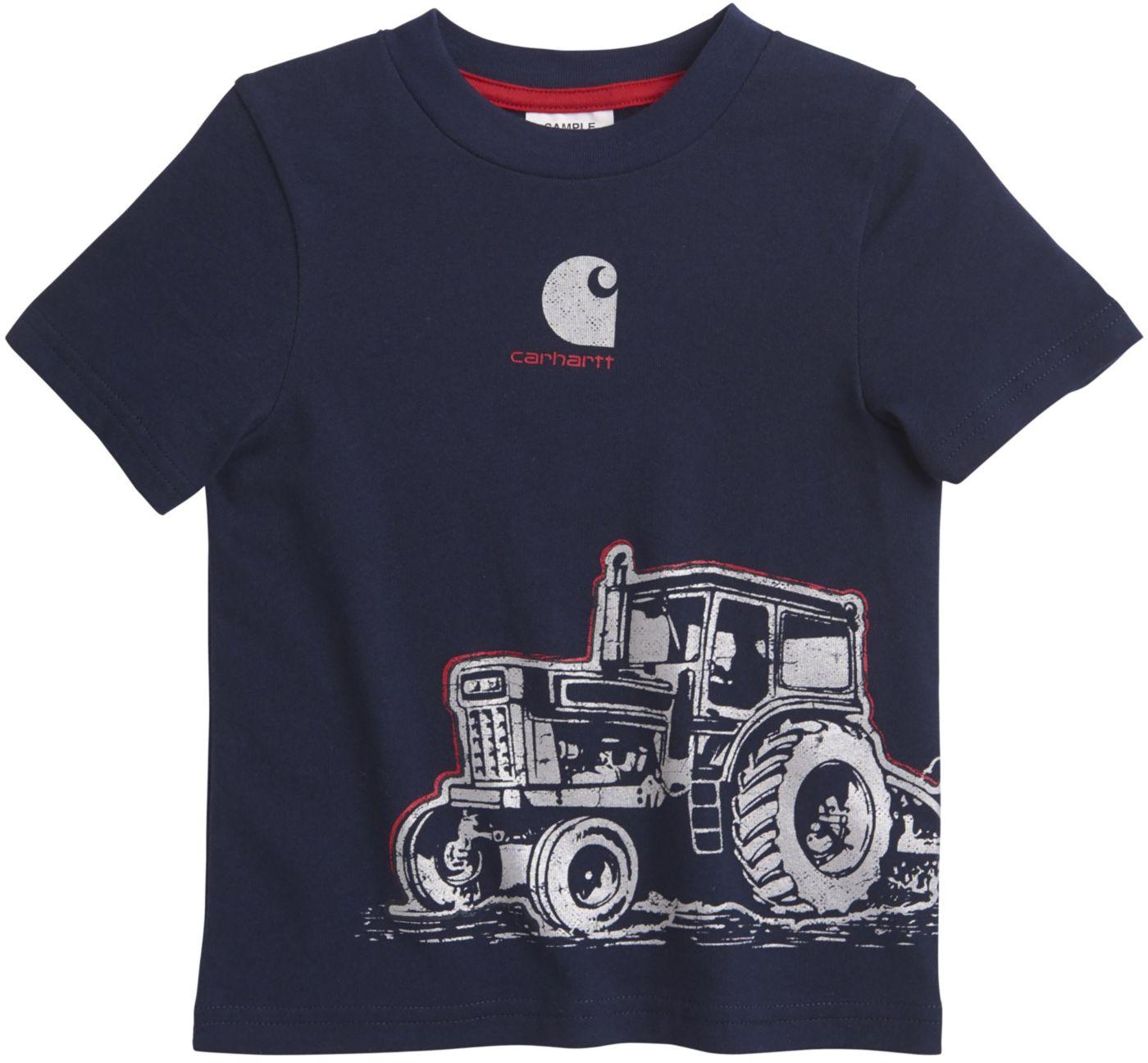 Carhartt Toddler Boys' Tractor Wrap T-Shirt