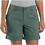 Carhartt Women's Force Original Fit Work Shorts