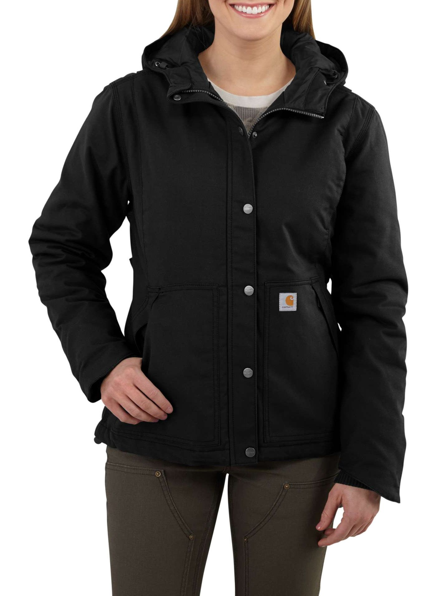 Carhartt Women's Full Swing Cryder Stretch Jacket