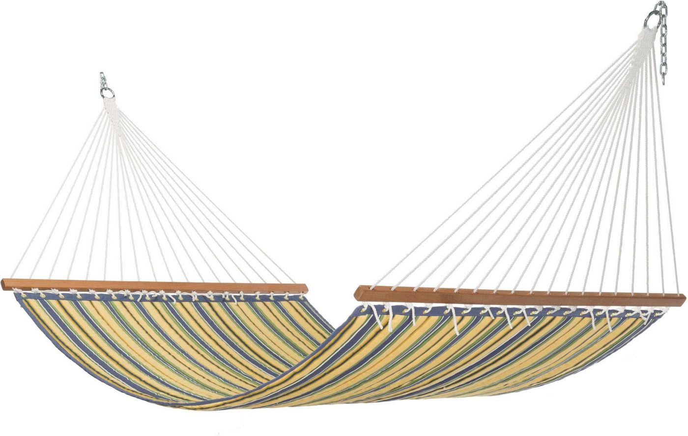 Castaway Large Stripe Quilted Hammock