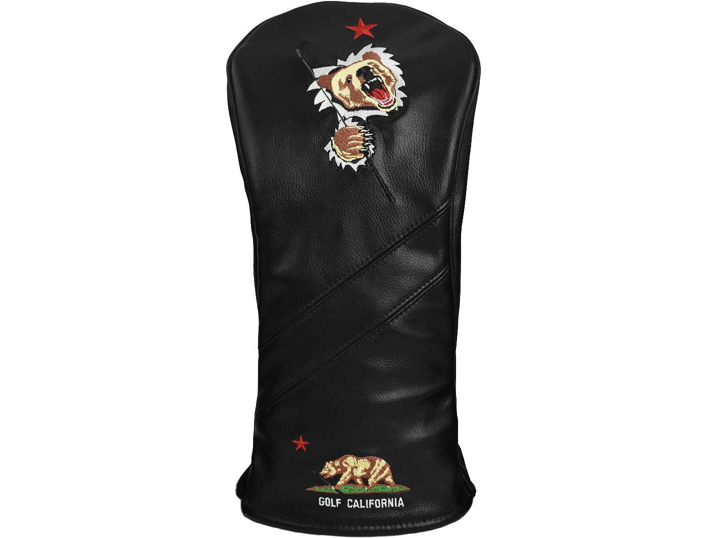 PRG Originals California Bear Driver Headcover