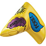 PRG Originals Pop Art Blade Putter Cover