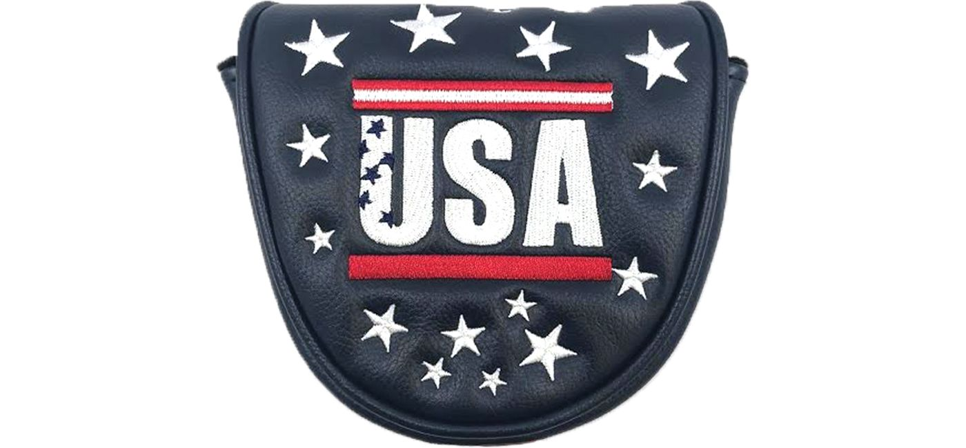 PRG Originals USA Mallet Putter Cover