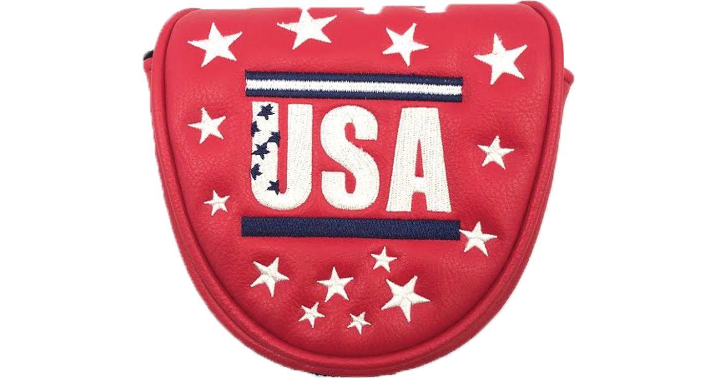 PRG Originals USA Mallet Putter Cover