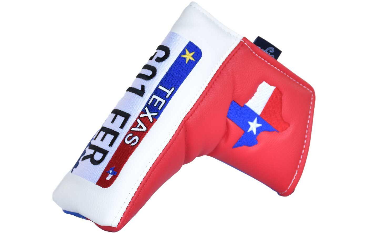 PRG Originals Texas Blade Putter Cover