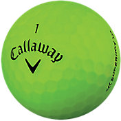 Callaway Superhot BOLD Green Golf Balls ? 15 Pack