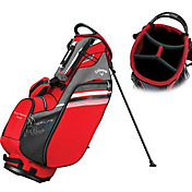 Callaway 2019 Hyper-Lite 3 Single Strap Personalized Stand Golf Bag