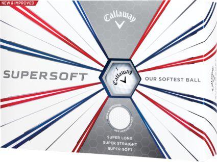 Callaway 2019 Supersoft Golf Balls