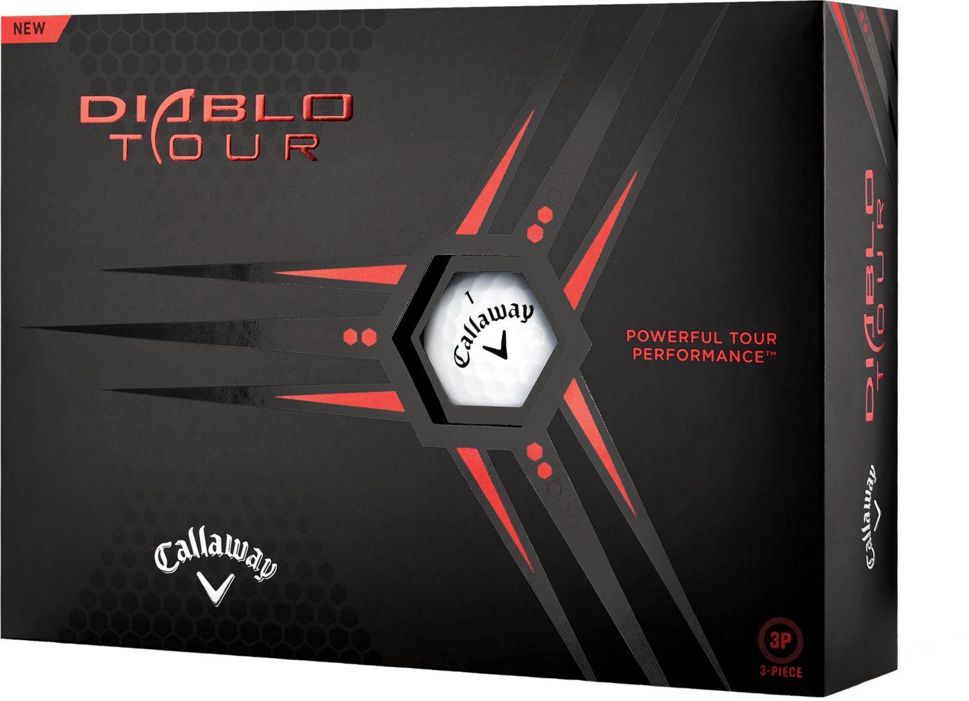 Callaway 2020 Diablo Tour Golf Balls