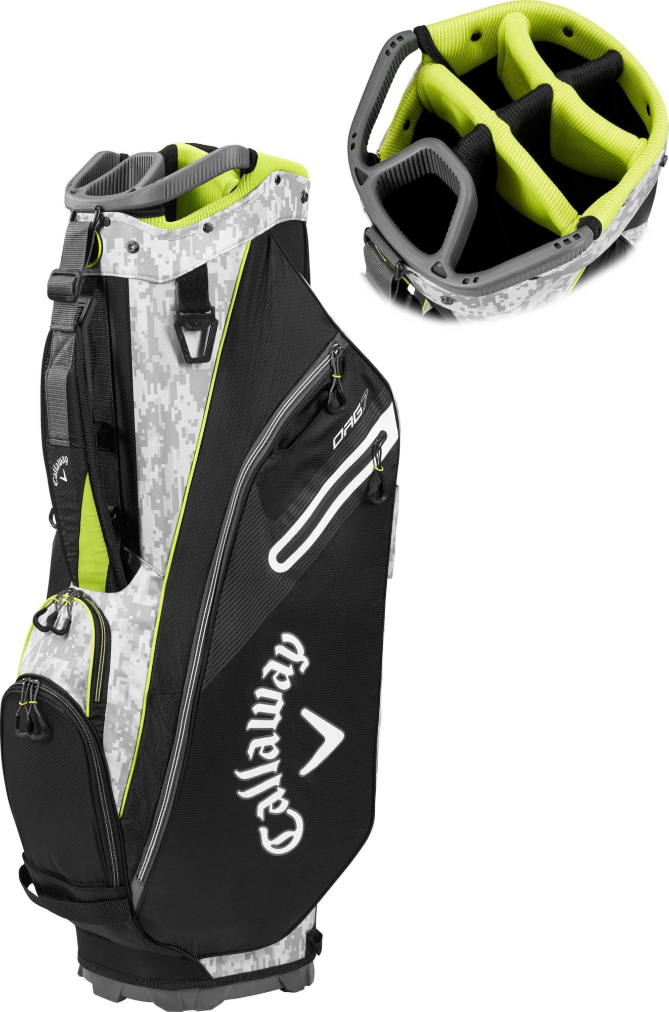 Callaway 2020 Org 7 Cart Golf Bag, Men's, Size: One size