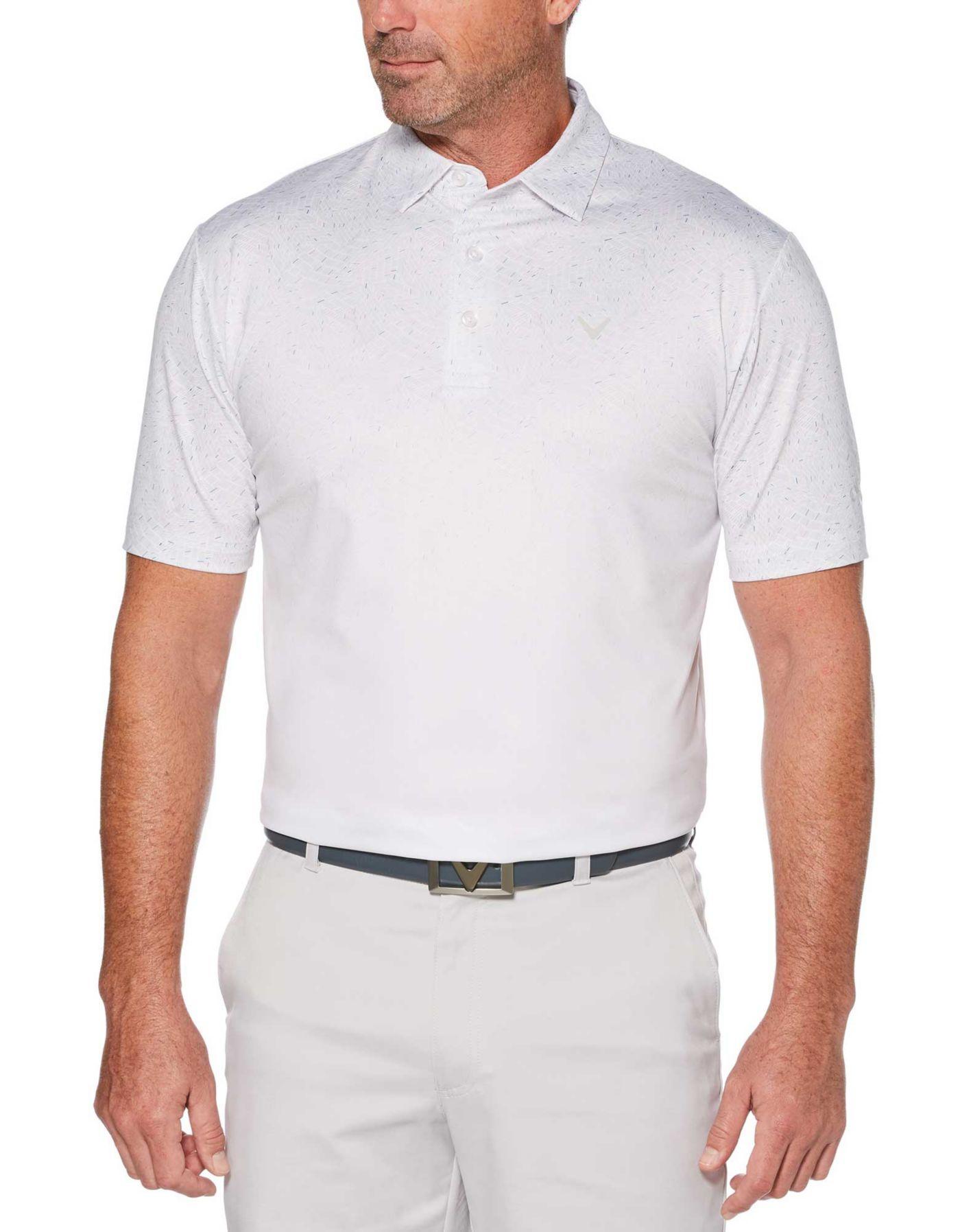 Callaway Men's Motion Print Golf Polo