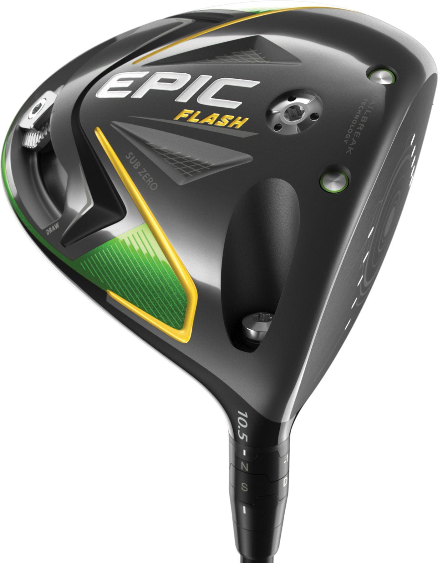 Callaway Epic Flash Sub Zero Driver - Custom