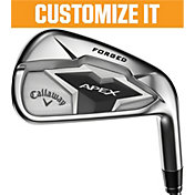 Callaway Apex 19 Irons – Custom Set (Graphite)