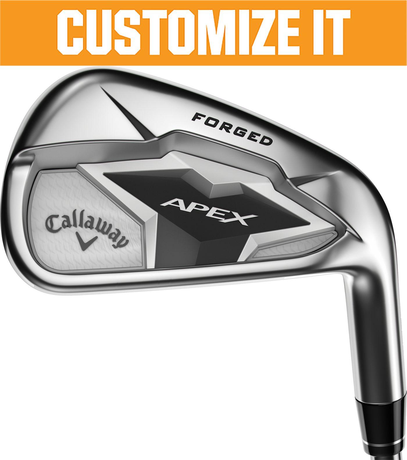 Callaway Apex 19 Irons – Custom Set (Steel)