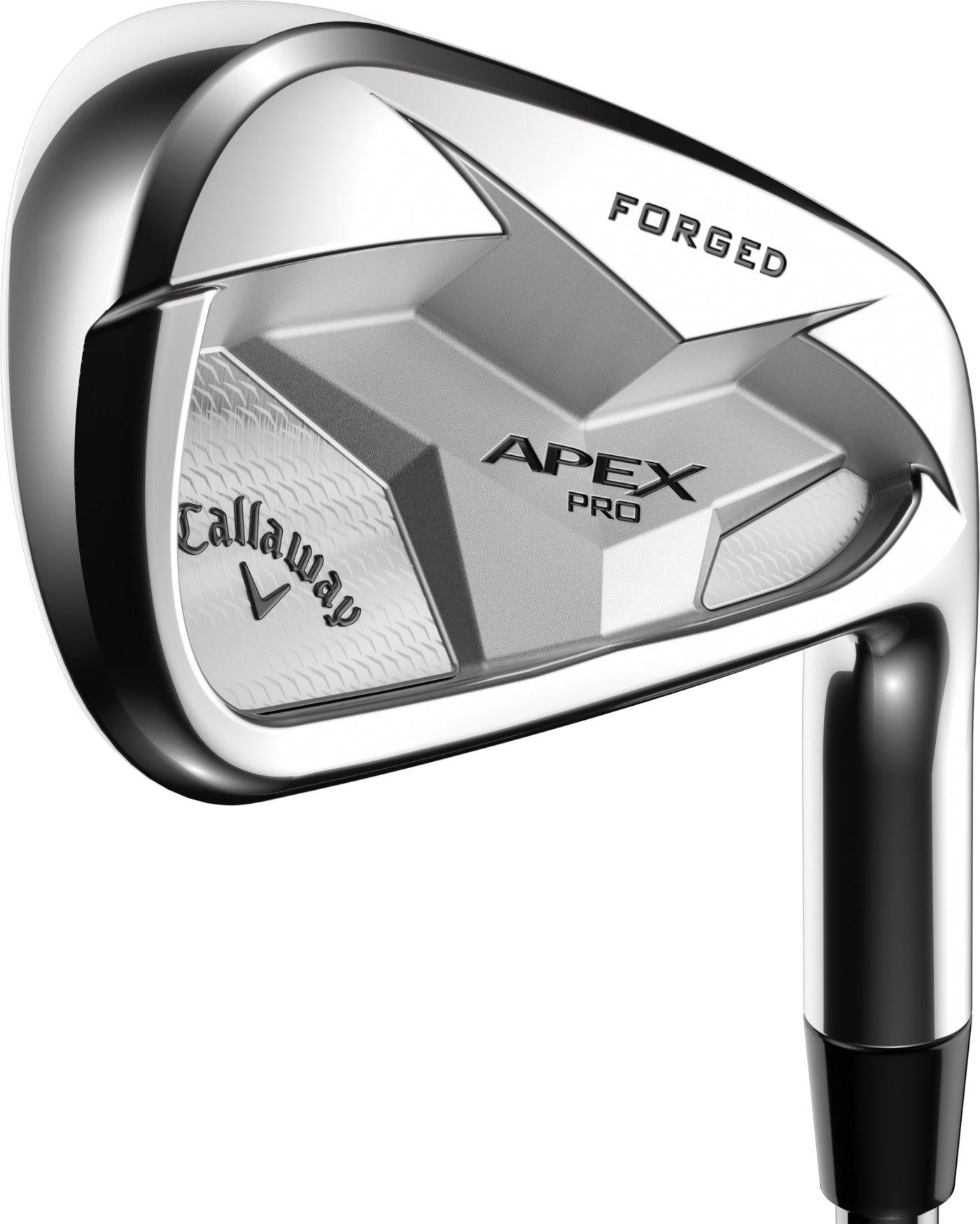 Callaway Apex Pro 19 Individual Irons – (Steel)
