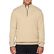 Callaway Men's Cashmere ¼ Zip Golf Pullover