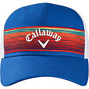Callaway Men's 2020 Stripe Mesh Golf Hat