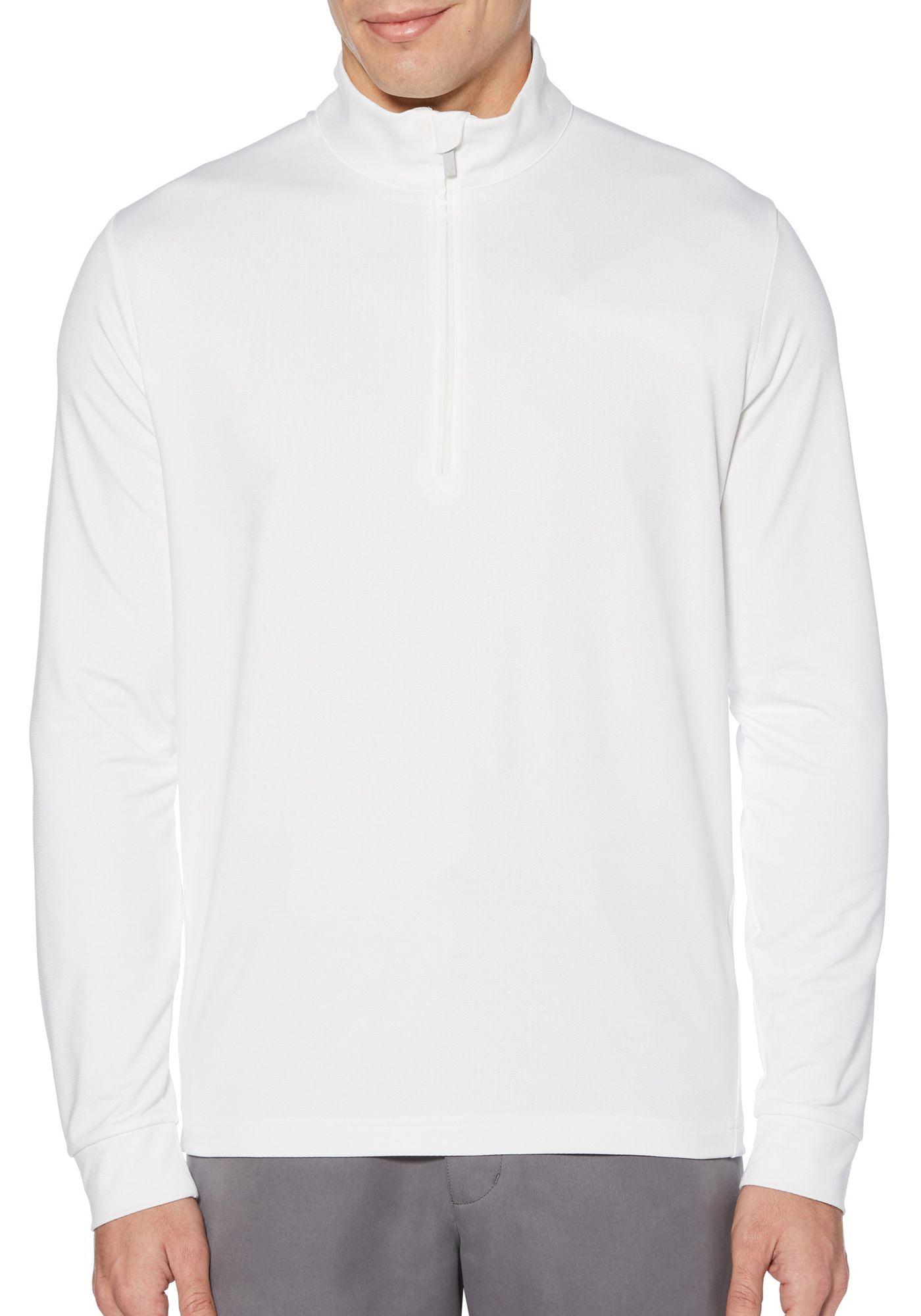 Callaway Men's Swing-Tech Cooling ¼ Zip Golf Pullover