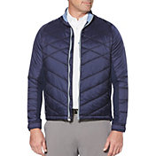 Callaway Men's Swing-Tech Quilted Golf Jacket