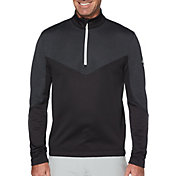Callaway Men's Heathered Ottoman ¼ Zip Golf Pullover