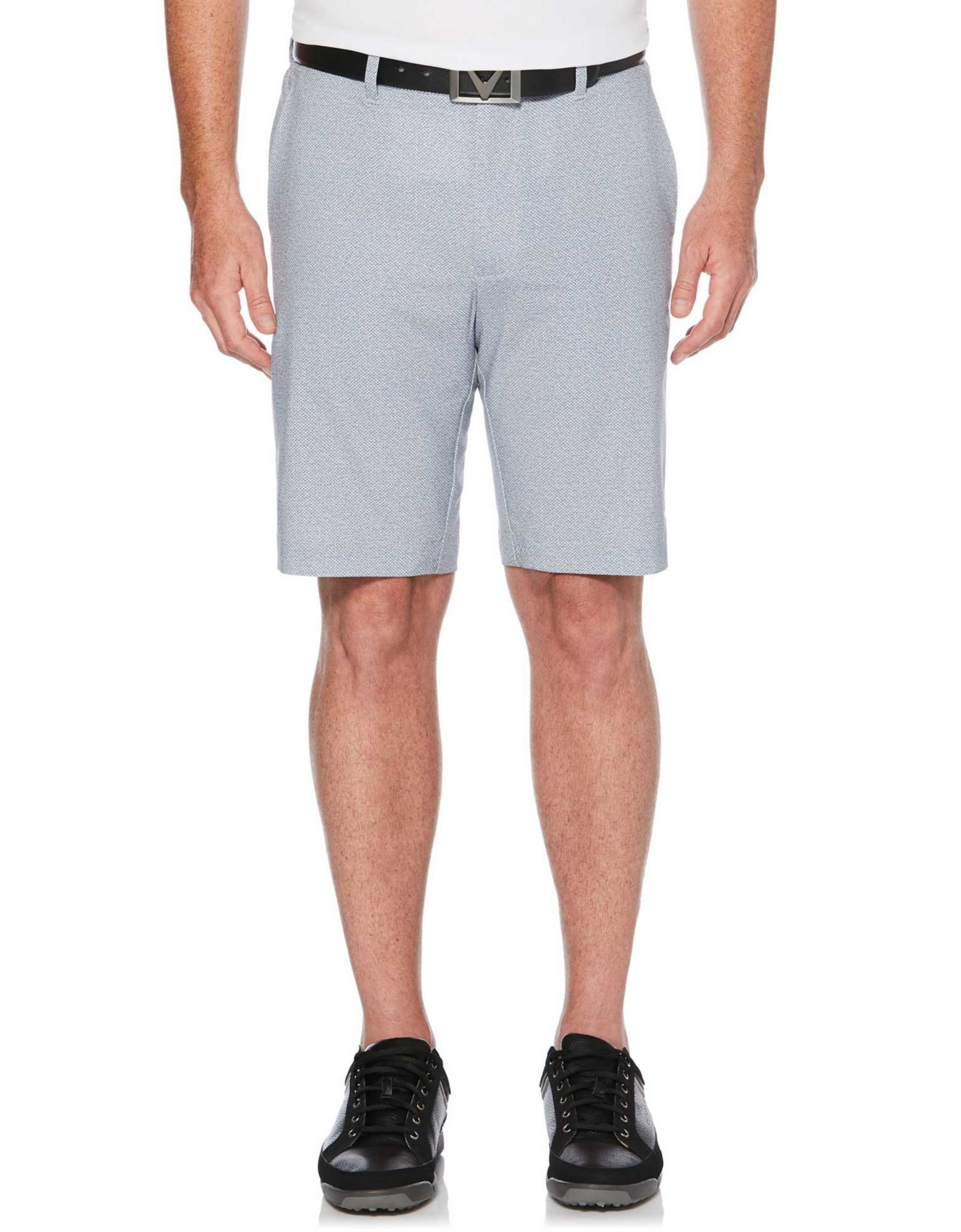 Callaway Men's Textured Print Golf Shorts