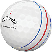 Callaway 2018 Chrome Soft X Triple Track Personalized Golf Balls