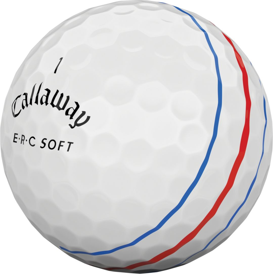 Callaway Erc Soft Personalized Golf Balls Dick S Sporting Goods