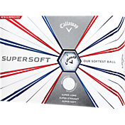 Callaway 2019 Supersoft Personalized Golf Balls