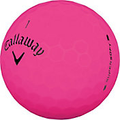 Callaway 2019 Supersoft Matte Pink Golf Balls