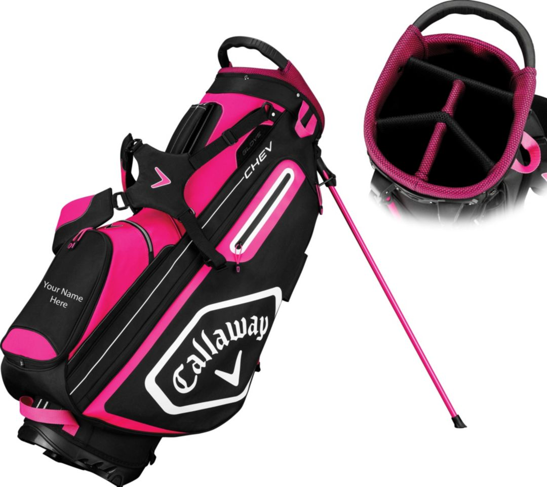 Callaway Women S 2019 Chev Personalized Stand Golf Bag