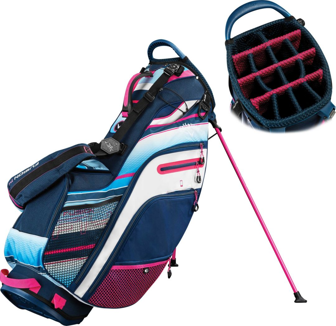 Callaway Women S 2019 Fusion 14 Stand Bag